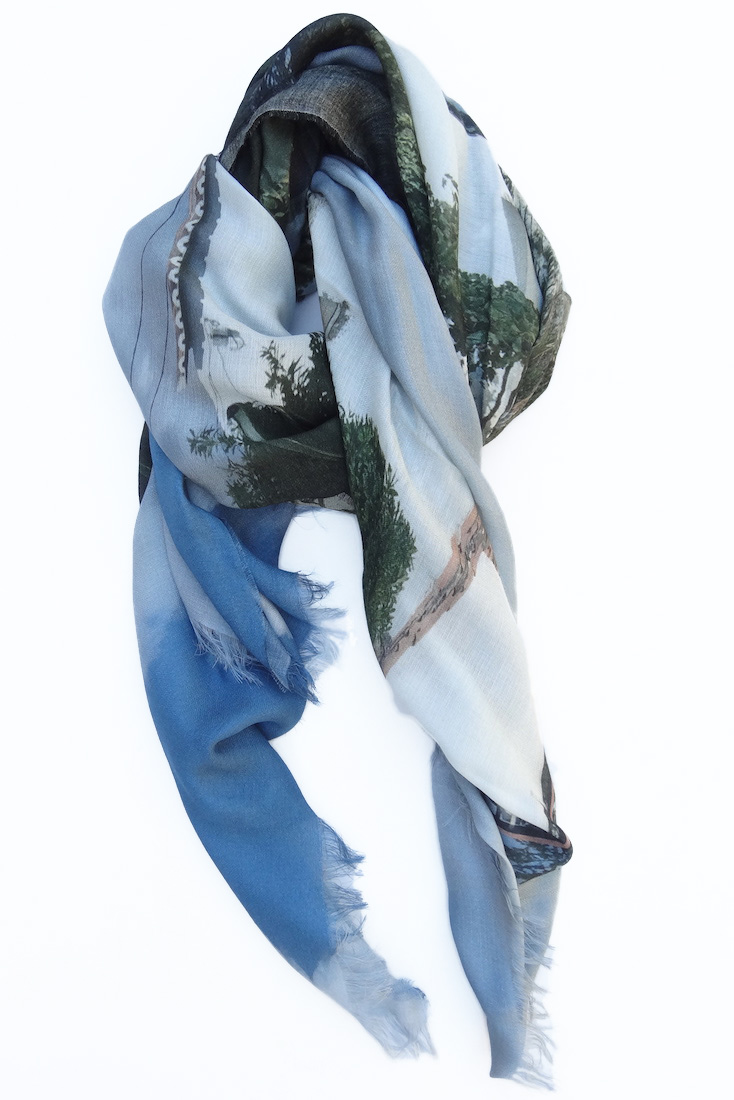 VILLA scarf