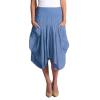 Inizio Magic 2 pocket linen skirt