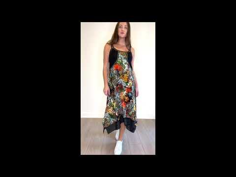 SUNFLOWER Tank Dress