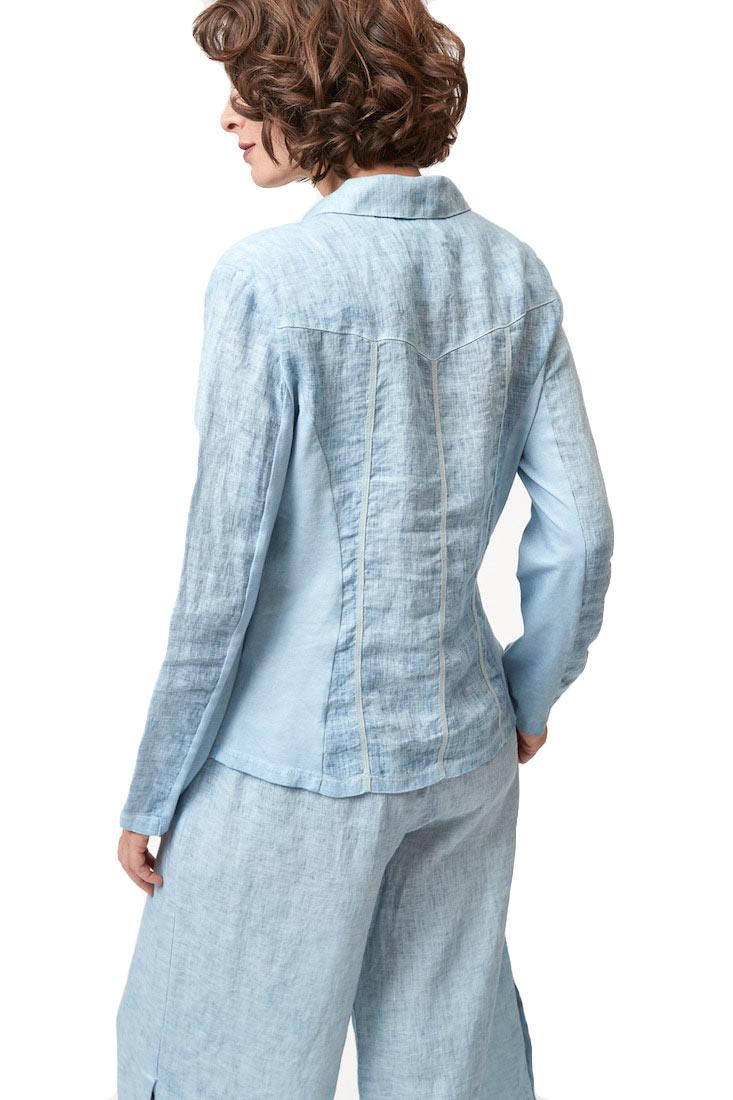 SAFARI Linen Blazer