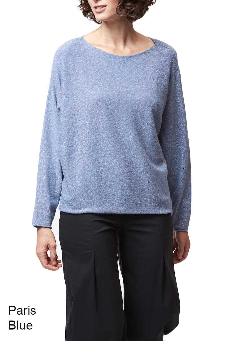 MIKI Lurex Sweater