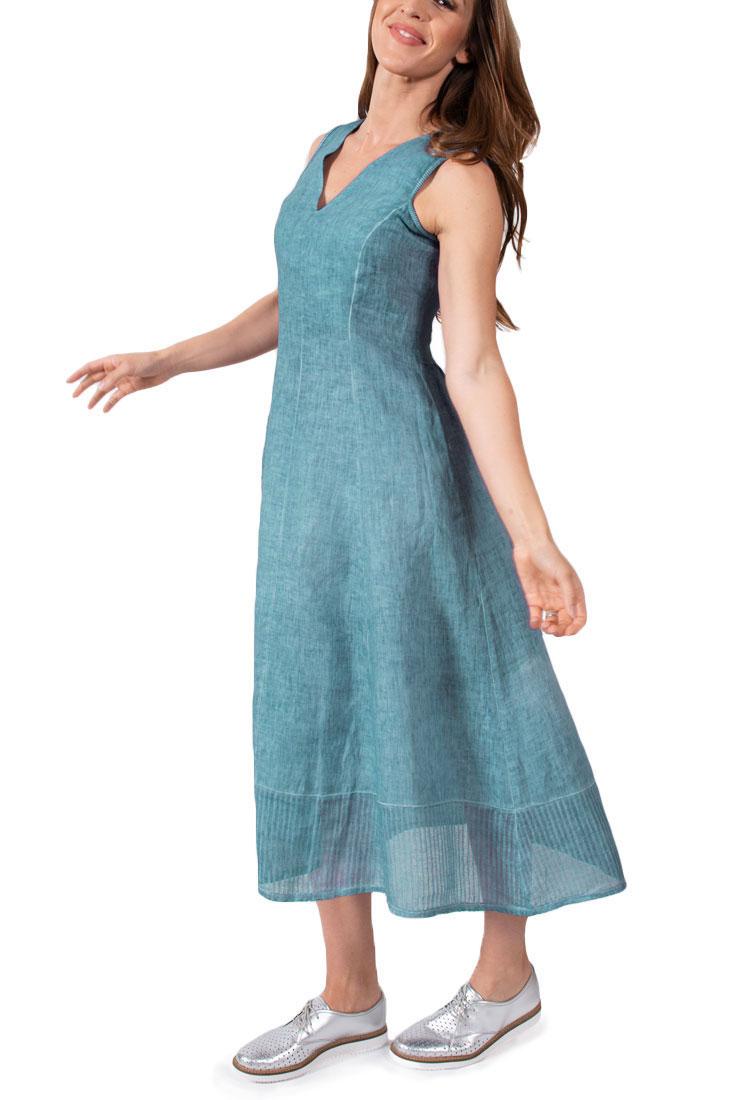 SOPHIA V Neck Dress