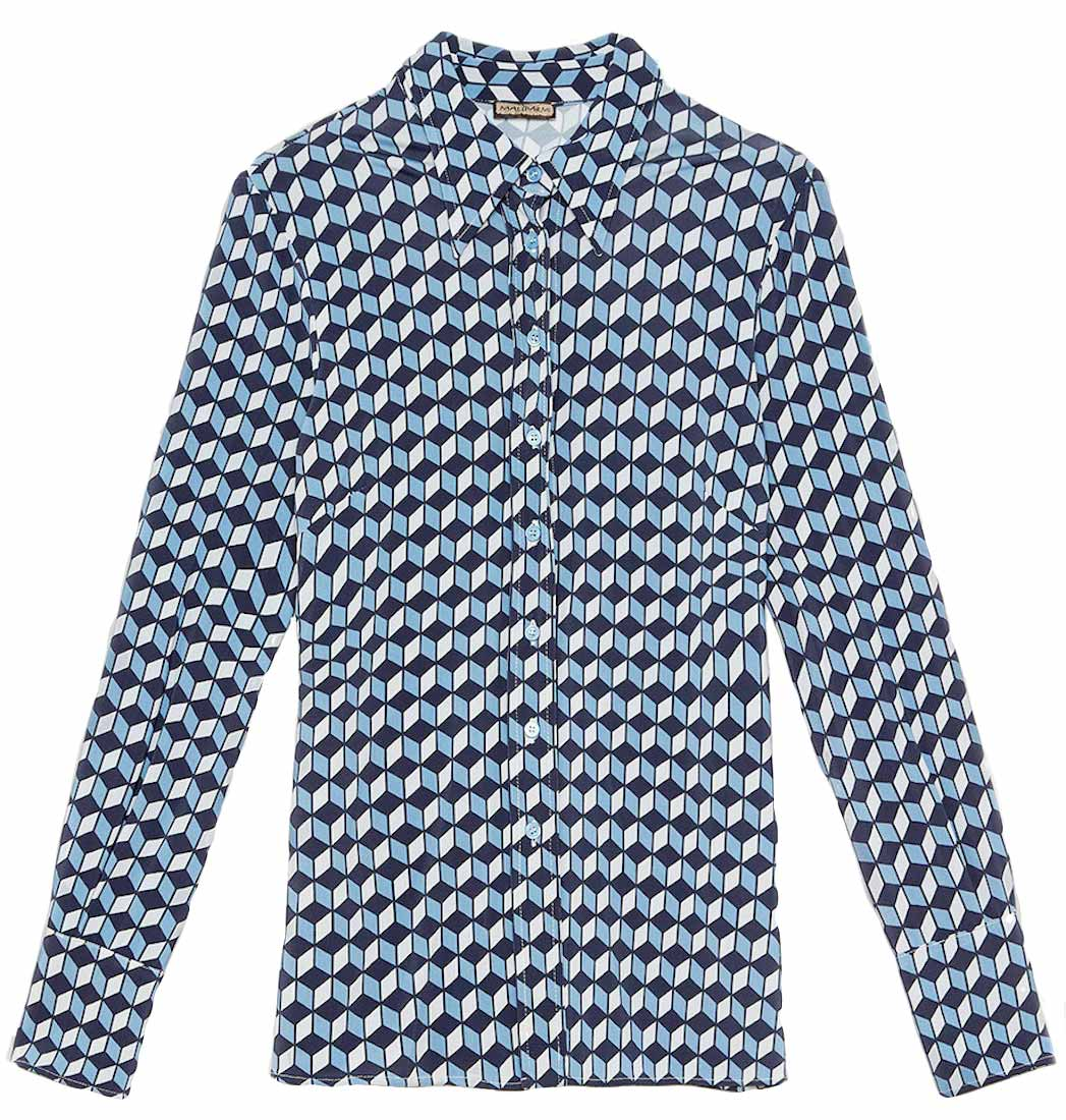 ICECUBE Button Front Shirt