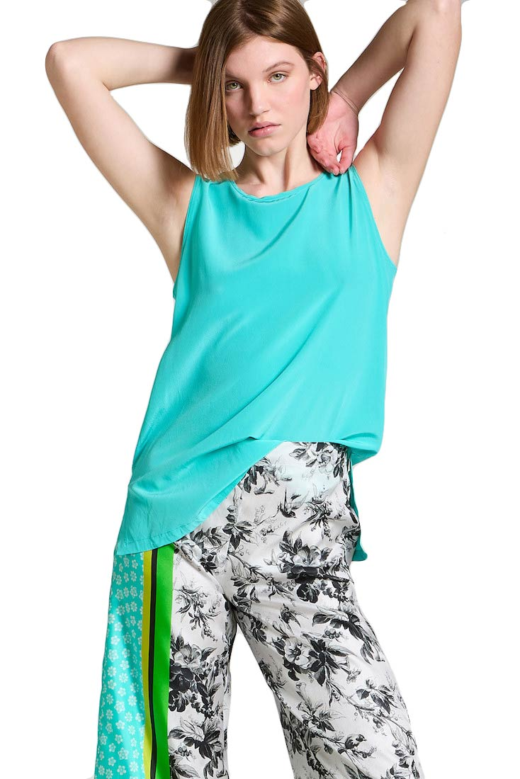 turquoise-crepe-de-chine-tank-by-maliparmi-italy