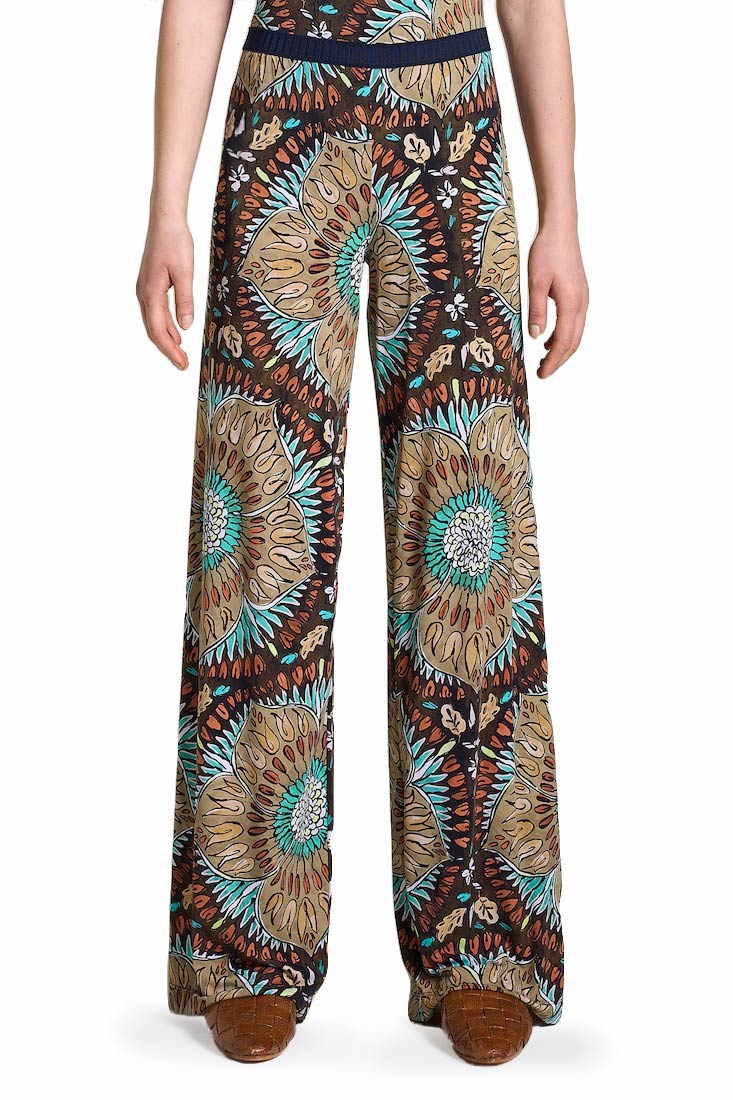 WELCOME Summer Flowy Pants