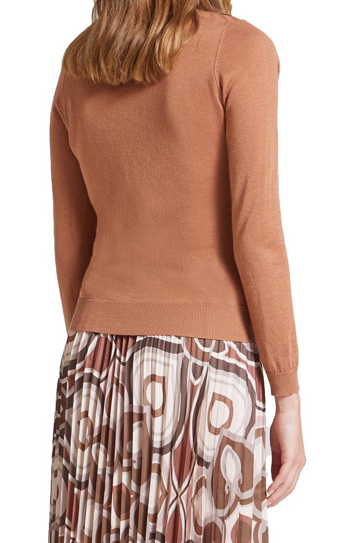 LUXURY Silk Sweater